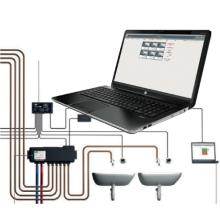 デジタル温水コントロール『RADA OUTLOOK』 製品画像