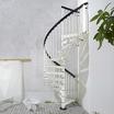らせん階段『SKY』(スカイ)スチール製・屋外用 製品画像