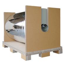 ロール梱包システム『エコボード軸受けセット』 製品画像
