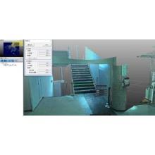 避難経路の確認【3次元点群編集活用例】 製品画像