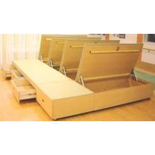 【アイデア収納施工事例】特別養護施設向け置き床式畳下収納 製品画像