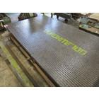 耐摩耗肉盛鋼板DUROXITE 100 サンプル加工 製品画像