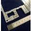 アルミA6063 板材 切削加工 VE提案 コストダウン 鳥取 製品画像
