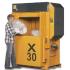 縦型圧縮梱包機・減容機『X30AD (スライド型自動ドア)』 製品画像