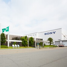 Made in Japan ×ソニー品質で製品の価値を高めます 製品画像