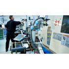 【協働ロボット導入事例】マシンテンディング作業の自動化 製品画像