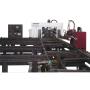 ドリル穴あけ&丸鋸切断(超硬刃)複合機『CBF-4020W』 製品画像