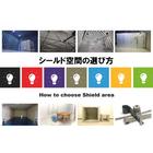 シールド空間の選び方  製品画像
