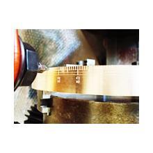 金属素材 彫刻加工サービス 製品画像