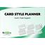 カードスタイルプランナー『CARD STYLE PLANNER』 製品画像