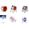 産業用モーター/リングブロワ/排送風機/換気扇/産業用扇風機 製品画像