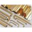 押広げ、曲げ性、絞り性、メッキ製に優れた黄銅菅 製品画像
