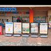 【スタンド関連製品導入事例】横浜・八景島シーパラダイス様 製品画像
