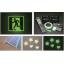 高輝度蓄光式避難誘導製品『α-FLASHシリーズ』 製品画像