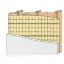 壁体内通気工法下地材 「ニッテツラス」 製品画像