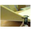 吸音・断熱材「グラスウール」 研磨加工サービス 製品画像