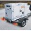 『牽引式電源車』【電気が必要な場所へ気軽に移動できる小型電源車】 製品画像