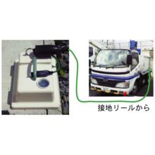 可搬形接地電極『かっぱーくん』 製品画像