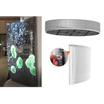 LEDビジョン LEDブラインド『シースルーカーブド』 製品画像