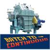 連続式回転加圧ろ過機 加圧ブローバックフィルタ 製品画像