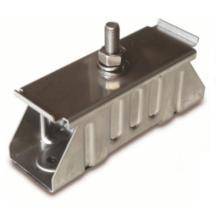 太陽光パネル取付金具『重ね式 折板屋根用 TSK-18』 製品画像