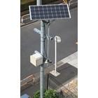 商用電源の取りにくい場所でも~『太陽光独立電源供給器』 製品画像
