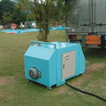 雪製造機 スノーマシン(人工降雪機) 製品画像