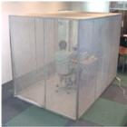 <折りたたみ式>手軽に電磁波シールド環境を構築!【EMCテント】 製品画像