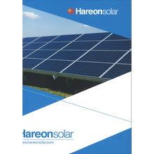 ハレオンソーラー社製 太陽電池モジュール 製品画像