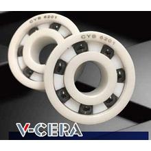 特殊環境軸受 セラミック・樹脂製ベアリング『CHIYOBEA』 製品画像