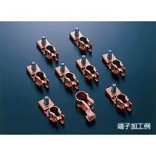 銅合金条『Sn入り耐熱銅条 SNDC』 製品画像
