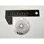 エンコーダ用スリット板製作 印字可能 微細加工 製品画像