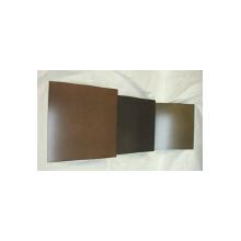 塗装工法「円弧模様硫化いぶし表面処理塗装」 製品画像