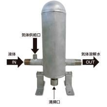 気体溶解装置「アクアミキサー」 製品画像
