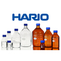 【新製品】耐熱ねじ口瓶(メジューム瓶) 耐熱ガラス製 製品画像