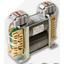 省スペース型単相乾式複巻変圧器『SDBシリーズ』 製品画像