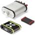 シリコンバンド付アルミケース MXBシリーズ タカチ電機工業 製品画像