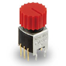 高操作感ロータリスイッチ『NR01シリーズ』 製品画像