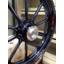銀鏡塗装事例 バイクホイールメッキを光沢感ある黒色に 製品画像