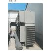 IKPルーバーの実用例 事例―1 空調室外機用防音設備 製品画像