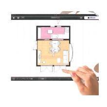 間取りソフト FingerPlan・ネットプラ10クラウド 製品画像