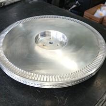 旋盤×5軸マシニング加工事例『A5052 製薬製造機械部品1』 製品画像