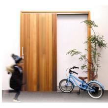 大和屋木製玄関引き戸 製品画像