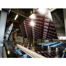 高強度型枠合板『PERIバーチ』【PEFC認証取得!】 製品画像