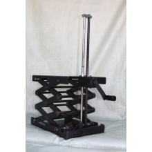 【搬送機器向け】ラック式ジャッキ(ネジ不使用)荷重保持機能付 製品画像