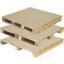 【紙製パレットの常識を覆す抜群の強度】『エコボードパレット』 製品画像