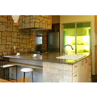 天然木素材 オリジナルキッチン 製品画像
