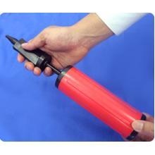 空気注入機(ハンディータイプ/リユース品専用) 「エアーポンプ」 製品画像