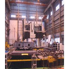 大型製品の機械加工サービス 製品画像