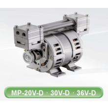 オイルフリー小型ピストンドライポンプMP-20V/30V/36V 製品画像
